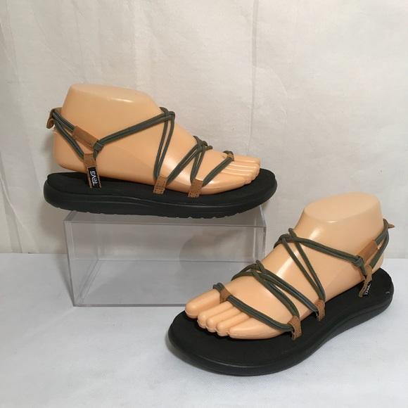 34b20be86767 Teva Voya Infinity Sandals Size 7 Very Comfortable.  M 5ba9e184e944ba1367c06c42